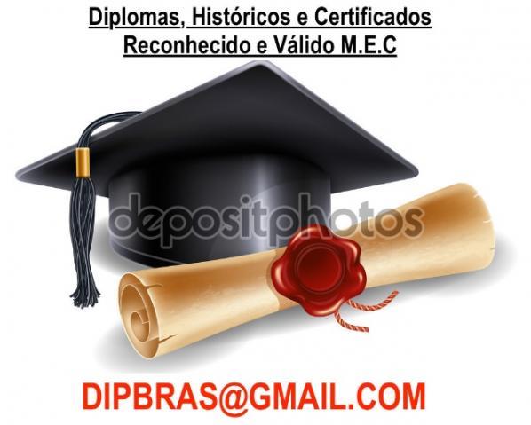 Compre seu diploma superior