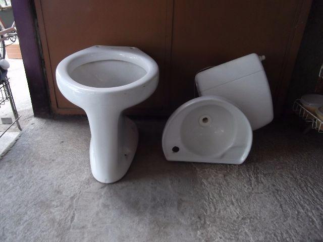 vaso acoplado ideal standard aceito cartao  Vazlon Brasil -> Jogo De Banheiro Pia E Vaso