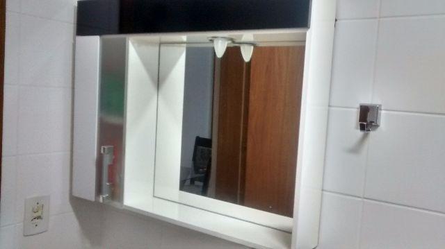 armario banheiro kit atenas com espelheira mgm  Vazlon Brasil -> Armario De Banheiro Mgm