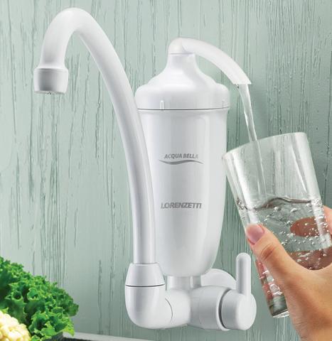 Filtro para torneira lorenzetti acqua bella