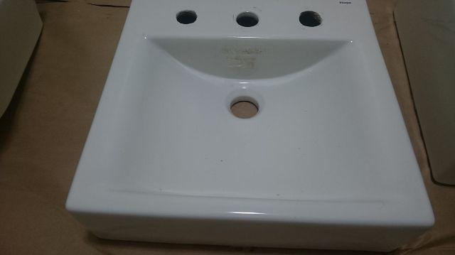 misturador para banheiro deca e cuba de apoio incepa  Vazlon Brasil -> Cuba Para Banheiro Incepa