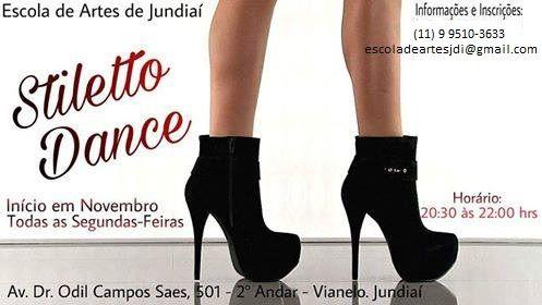Curso de Stiletto Dance