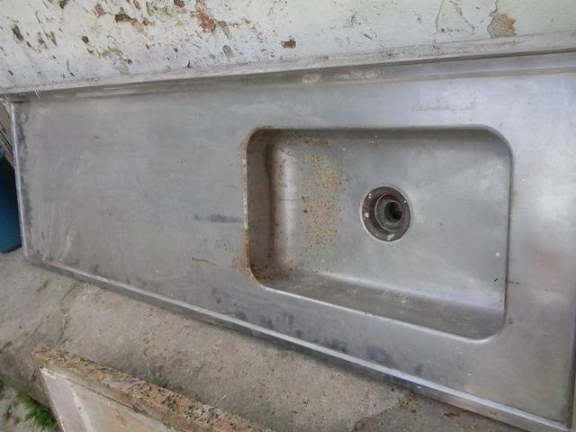 janela de banheiro em aluminio  Vazlon Brasil -> Pia De Banheiro Semi Nova
