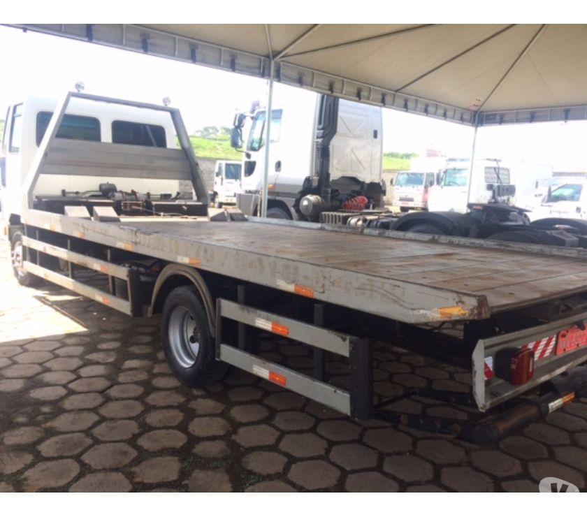Caminhao Ford Cargo 815 Carroceria Ofertas Vazlon Brasil