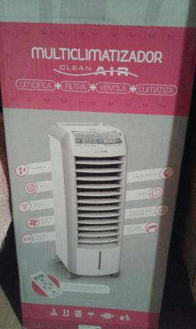 Controle de ar condicionado electrolux manual