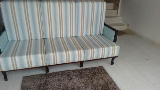 Vendese sofa colonial vazlon brasil - Sofas estilo colonial ...