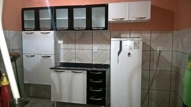 Preço De Armario De Cozinha Na Insinuante : Cozinha completa em madeira florenza