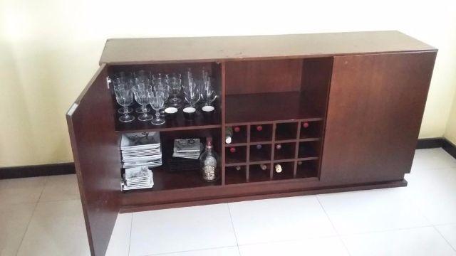 Aparador Mdf Pintado ~ aparador ou buffet de sala de jantar em madeira Vazlon