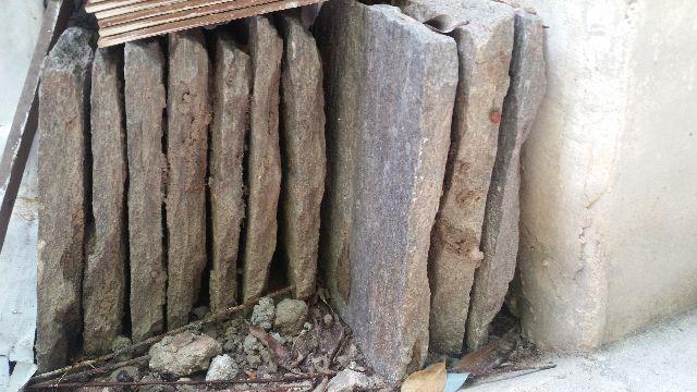 pedra jardim caminho:pedras caminho jardim pedras para caminho s em grama de jardim medindo