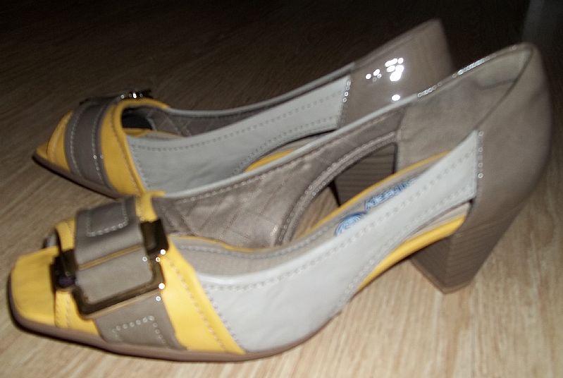 de13754f91 Sapato n.36 da piccadilly so 2 vezes de uso