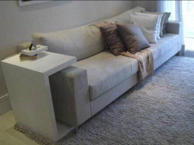 Sofa em bom estado cor creme r vazlon brasil for Sofas baratos usados