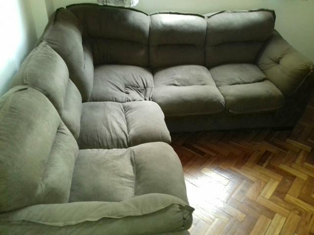 Sofa em modulos canto 2 lugares vazlon brasil for Sofa de canto 6 lugares