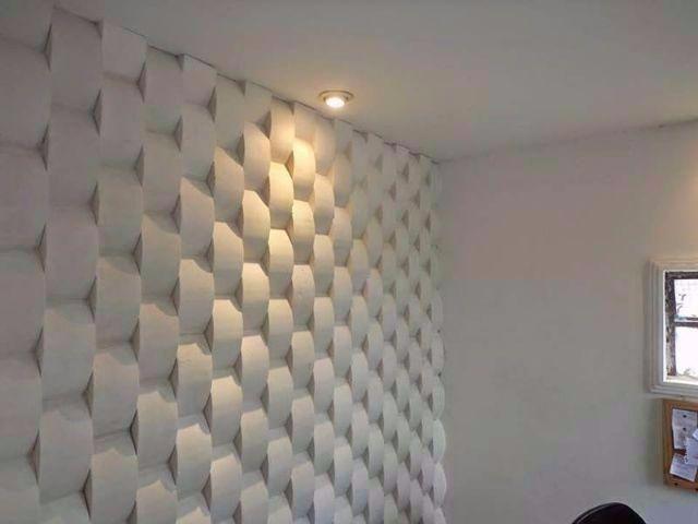Forros em gesso e forro acartonado placas de gesso for Placas pvc para paredes