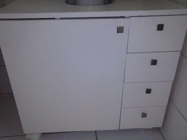 gabinete para encaixe de coluna de pia  Vazlon Brasil -> Gabinete De Banheiro Ncm