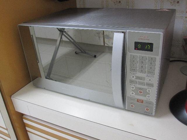 Manutenção - Microondas Maxi Gratine Inox - …