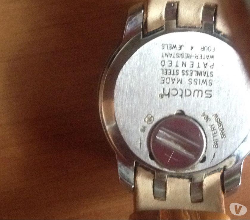 16944cbd378 relogio swatch swiss dourado r   OFERTAS