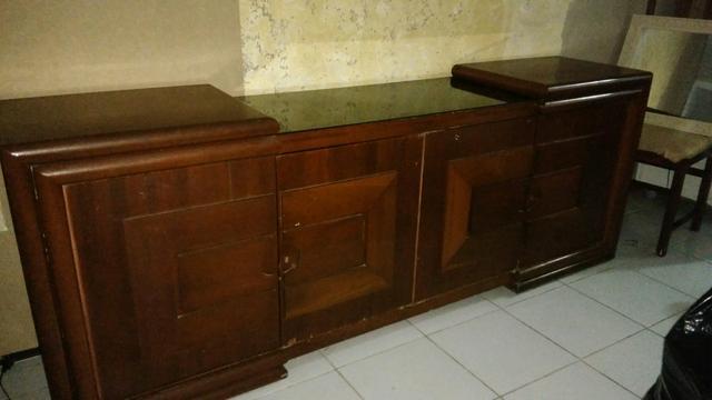 Artesanato Brasileiro Comprar ~ movel em madeira aparador e armario Vazlon Brasil