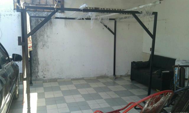 Ferro De Cobertura Ou Ferragem Para Garagem Vazlon Brasil