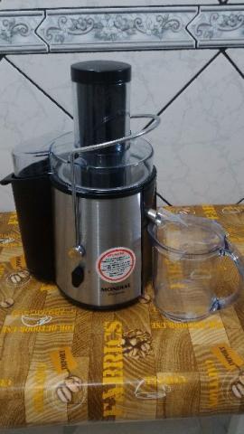 processador de sucos mondial premium vazlon Brasil