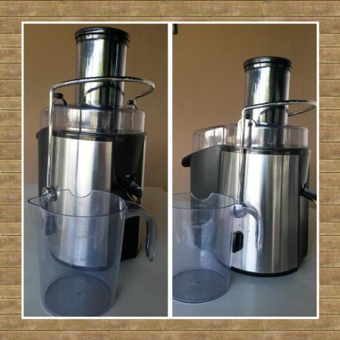 Slow Juicer Cadence E Bom : centrifuga de frutas juicer cadence vazlon Brasil