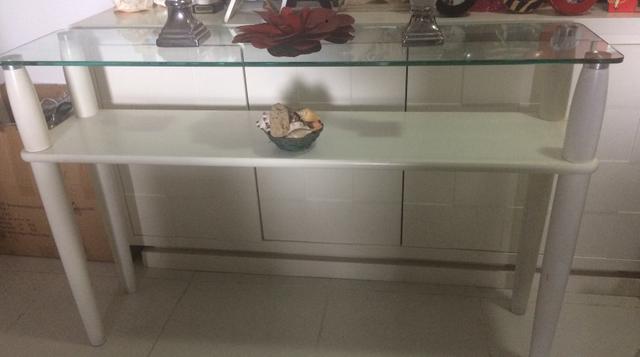 Aparador De Pelos No Mercado Livre ~ lindo aparador na cor cafe e branco Vazlon Brasil