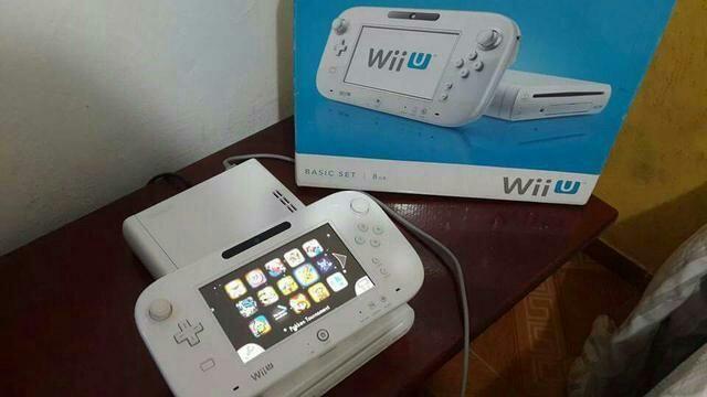 Wiiu Com Game : Nintendo wiiu desbloqueado vazlon brasil