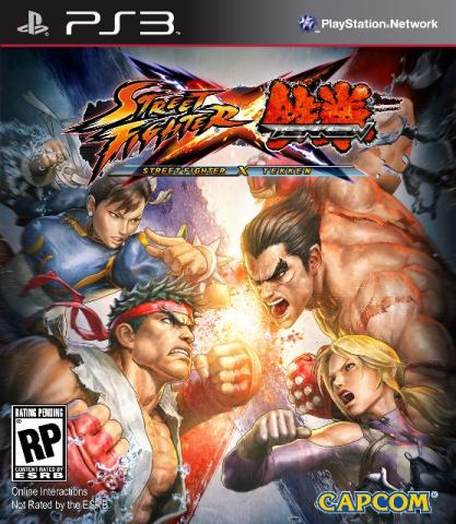Street Fighter vs Tekken Playstation 3 Entrega Rapida Todo