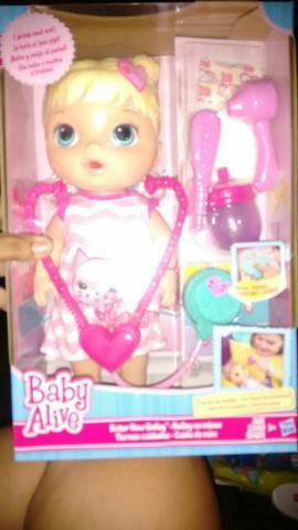 Baby Alive Comer E Brincar R Vazlon Brasil