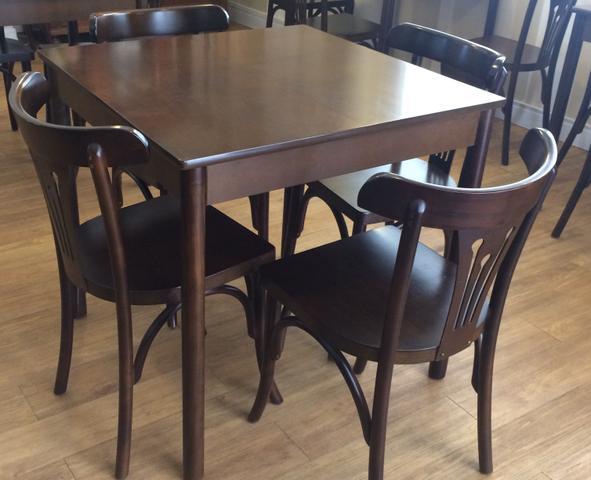 Mesas thonart para restaurante cafe e bar vazlon brasil for Mesas para restaurante usadas