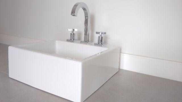misturador para banheiro deca e cuba de apoio incepa  Vazlon Bras -> Cuba Banheiro Celite