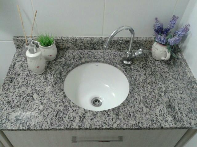 bancada para banheiro com torneira e cuba deca  Vazlon Brasil # Cuba Para Banheiro Com Torneira