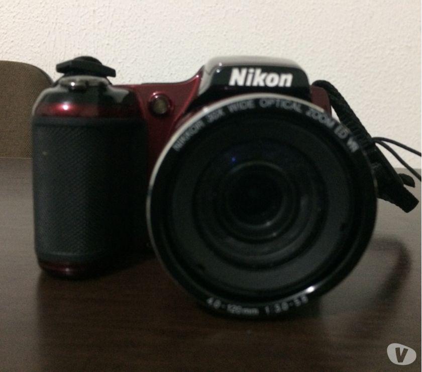 Maquina fotografica nikon l820 90