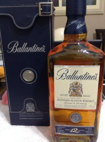 Whisk Ballantines 12 anos Collection