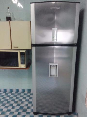 Fogao inox geladeira inox freezer litros vazlon brasil for Geladeira 2 portas inox