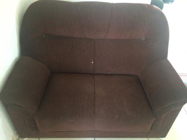 Estante guarda roupa e sofa cama vazlon brasil for Sofa 02 lugares