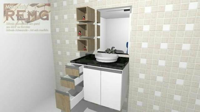 gabinete de banheiro e nichos  Vazlon Brasil -> Nicho Gabinete Banheiro
