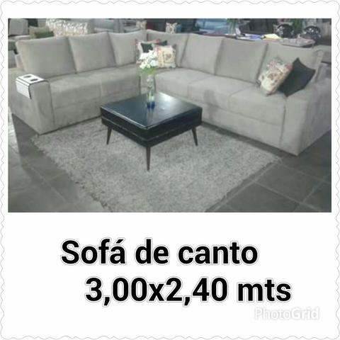 comprar sofas de canto em promoo tattoo design bild. Black Bedroom Furniture Sets. Home Design Ideas