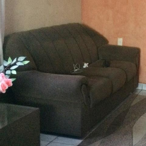 Vende se sofa de tres e dois lugares vazlon brasil - Sofa para tres ...
