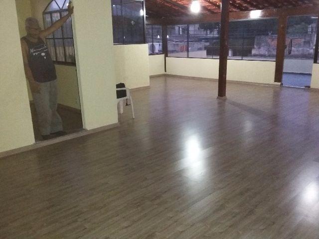 Imperdivel na talent decor pisos durafloor eucafloor e for Piso laminado instalado
