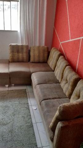 Sofa de canto 5 lugares chaise vazlon brasil for Sofa 5 lugares com chaise