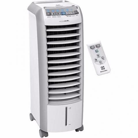 Umidificador de ar climatizador
