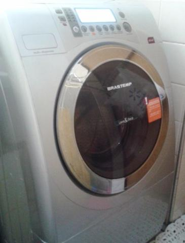 Lavadora e secadora brastemp