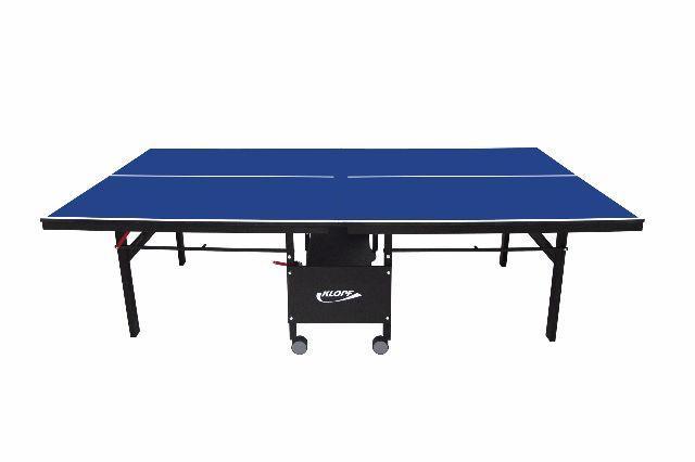 Mesa de tenis de mesa p treino solitario frete gratis for Mesa de ping pong usada