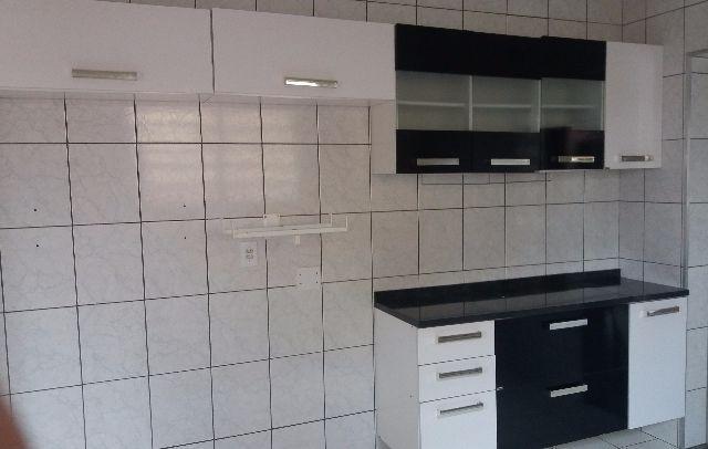 Adesivo Luz De Led ~ armario de cozinha com porta superior 2 prateleiras Vazlon Brasil