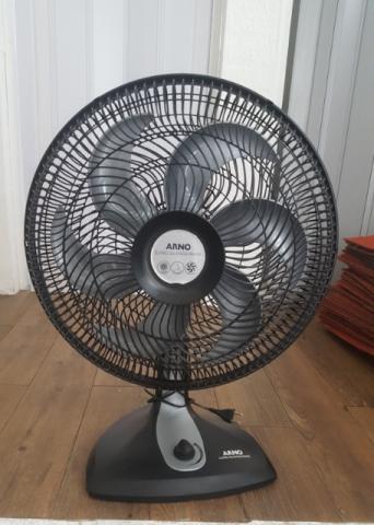 Ventilador arno turbo silencio maxx repelente 40cm preço