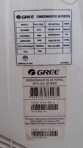 Consumo ar condicionado watts
