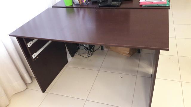 Mesas para escritorio manaus amazonas decoracao vazlon for Mesas de escritorio amazon