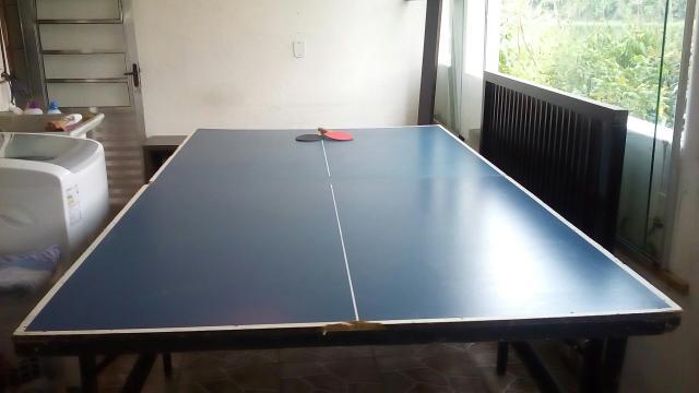 Mesa de ping pong em otimo estado vazlon brasil for Mesa de ping pong usada