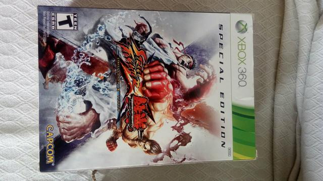 Street Fighter x Tekken Xbox360
