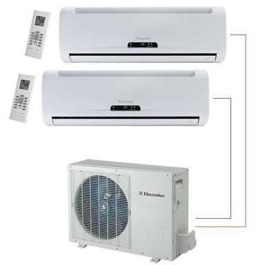Preço ar condicionado bi split